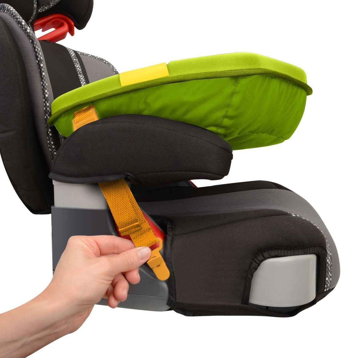 Brica Are We There Yet Kids Car Seat Travel Tray With