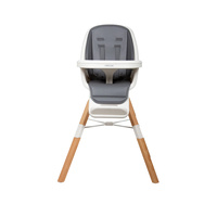 Childcare Cloud 360 High Chair Natural