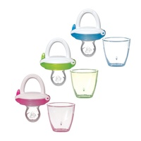 Munchkin Baby Food Feeder 1PK Randomly Chosen Colour