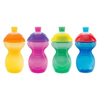 Munchkin Toddler Click Lock 9oz Bite Proof Sippy Cup - Assorted (BPA-free)