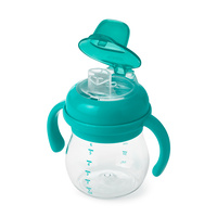 Oxo Tot Grow Soft Spout Cup w/Removable Handles 6oz - Teal
