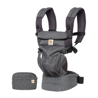 Ergobaby Omni 360 Cool Air Mesh Baby Carrier Classic Weave