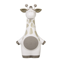 Project Nursery Giraffe Lullaby Sound Soother Baby Comforter