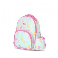 Penny Scallan  BPLPB Kids Backpack Large Pineapple Bunting