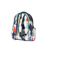 Penny Scallan Kids Backpack Medium Pear Salad