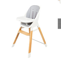 Childcare Qube High Chair - Natural
