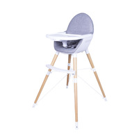 Bebecare Zuri Hi-Rise HighChair - Natural