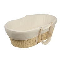 Bebecare Moses Basket W Mattress Pad & Sheet