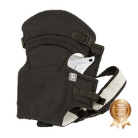 Childcare Baby Carrier Black