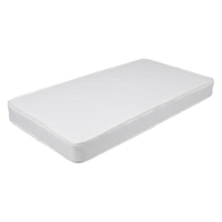 Childcare Inner Spring Cot Mattress White 1300 x 690 mm