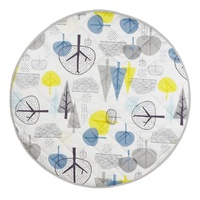 Lolli Living Round play mat Woods