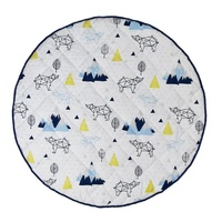 Lolli Living Round play mat Traveller