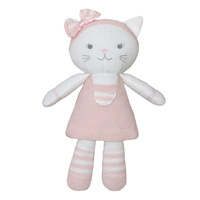 Living Textiles Softie Toy Character Daisy the Cat