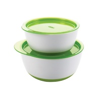 Oxo Tot Small And Large Bowl Set Green