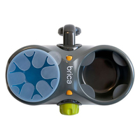Brica Deluxe Snack Pod Child Kid Snack & Drink Holder