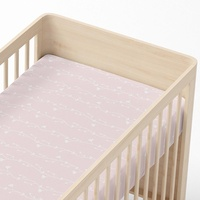 Lolli Living Cot Fitted sheet Floral Vine