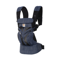 Ergobaby Omni 360 Cool Air Mesh Baby Carrier Indigo Weave