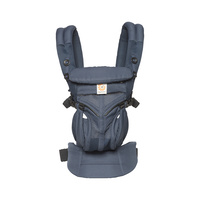 Ergobaby Omni 360 Cool Air Mesh Baby Carrier Midnight Blue