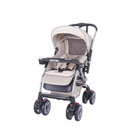 Love N Care Mirage Stroller Baby Pram Ivory