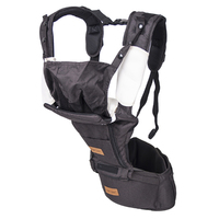Love N Care Hipsta Baby Carrier Black
