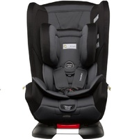 InfaSecure Grandeur Astra 0 to 8 Years Convertible Car Seat - Grey