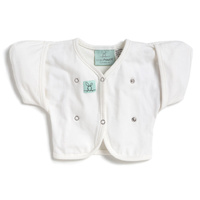 Ergopouch Butterfly Cardi Natural 0.2 Tog 2-6 M 5-8 Kg