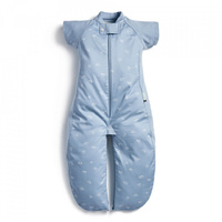 Ergopouch Pouch Tales Sleep Suit Bag Ripple 1 Tog 3-12 M 6-12 Kg