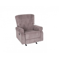 Love N Care Clio Rocking Recliner Nursery Feeding Chair Dusk