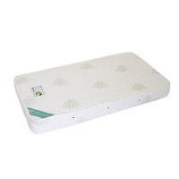 Love N Care small aloe vera Organic latex Cot Mattress 130x69cm