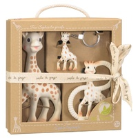 Sophie The Giraffe So Pure Trio Baby Shower Giftset