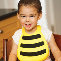 Make My Day Baby Bib - All A Buzz Bumble Bee