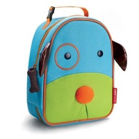 Skip Hop Kids Zoo Lunchies Insulated Lunch Bag Box Dog