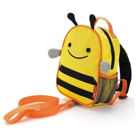 Skip Hop Zoo let Mini Backpack With Rein Bee