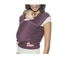 Ergobaby Aura Baby Carrier Wrap Wine