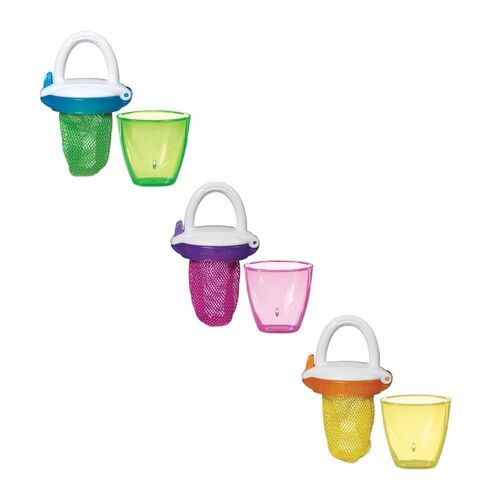 Munchkin® Deluxe Fresh Food Feeder 1Pk Assorted